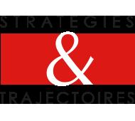 Logo Plan du site - Stratégies et Trajectoires - cabinet RH Moulins - Auvergne